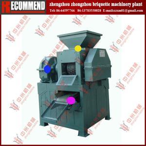 China Zhongzhou Charcoal dust briquette press / Chrome ore briquette machine -86-13783550028 on sale