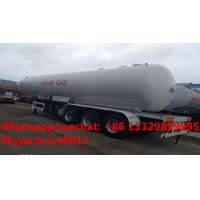 2019s best seller CLW 20tons bulk road transported lpg gas tank for sale,  factory sale 20metric tons lpg gas trailer Manufactures
