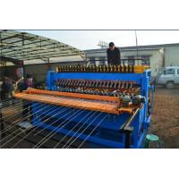 China High Performance Stainless Steel Wire Mesh Machine Equipment For Construction on sale