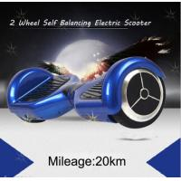 Personal Transportation  Dual Wheel Self Balancing Electric Scooter for Teenager Manufactures