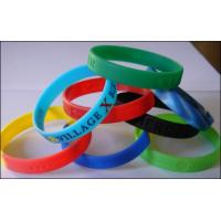 Fashion Silicone bracelets for Nano6 Manufactures