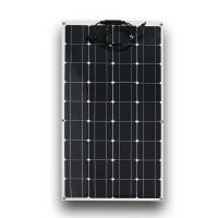 China 18V 100W Mono Cell Solar Panel , Highest Efficiency Flexible Solar Panels on sale