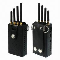 Jammer Sem Fio Do Sinal | Handheld Cellphone Portable GPS/Wi-Fi Wireless Signal Jammers Manufactures