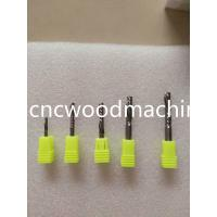 China cnc wood milling bits / carbide / 3.175 mm - 6 mm / for cnc router bits on sale