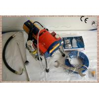 Low Power Smart Electric Airless Paint Sprayer , Commercial Paint Sprayer Manufactures