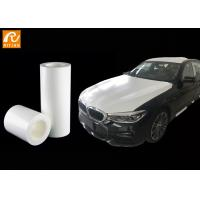 China Car Paint Protection Film Medium Adhesion Anti UV For 6 Months During Transportation on sale