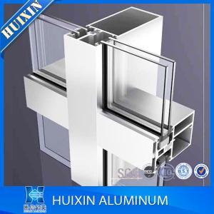 Reflective Glass Aluminum Curtain Wall Manufactures