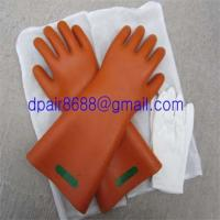 INSULATING GLOVES for electrical works Manufactures