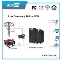 High Quality True Sine Wave Low Frequency Online UPS for Industrial Equipment Manufactures