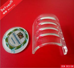 Coaster Display Racks Coaster Acrylic Holder Stand Restaurant Use Manufactures