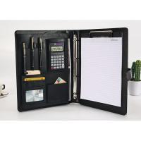 Executive Personalized Leather Padfolio Dimension 32 X 25 X 2.5 Cm With Calculator Manufactures