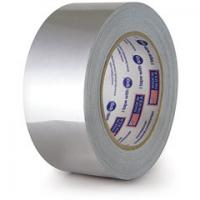 Heat Resistant Reinforced Aluminium Foil Tape For Installation Construction Manufactures