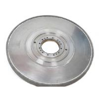 China Vitrified CBN Grinding Wheel , Vitrified Bond Diamond Grinding Wheels For Crankshaft on sale