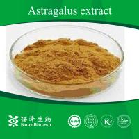 Supply high quality astragalus root extract Manufactures