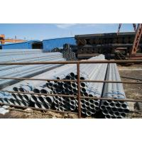 0.5mm ERW Hot Dipped Low Carbon Galvanized Steel Pipe Cold Rolled for Construction Manufactures