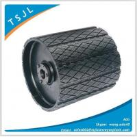 Rubber Lagging Head Pulley For Conveyor Belt Protection Manufactures