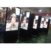 China Android Wifi Floor Standing Digital Signage Lcd Advertising Video Player 32/43/49/55/65'' on sale