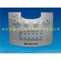 Graphic Tactile Membrane Switch Manufactures