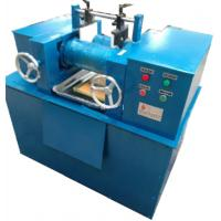 China Two roll rubber mixing machine/Silicone rubber mixing mill /BXT- GLO-50a on sale