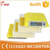 HHD Best Price Fully Automatic CE Marked chicken and quail egg incubator hatching machine for sale YZ-96 Manufactures