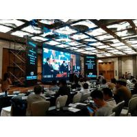 Quality Close Viewing Distance Small Pixel Pitch LED Display TV Stations Use P1.923mm for sale
