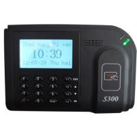 125khz rfid reader rs232 rfid time attendance terminal S300 Manufactures