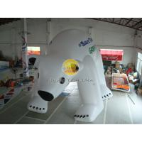 UV Protected Printed Inflatable Custom Bear Shaped Balloons for Entertainment events Manufactures