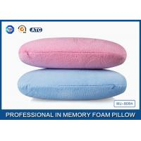 Custom Nap Relaxation Memory Foam Sleep Pillow Cushion For Office Rest Manufactures