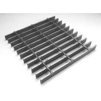 Quality Ditch Cover Stainless Steel Grating 304 Plain Bar Custom Cross Bar Spacing for sale