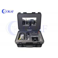 Portable 4G PTZ Camera , Remote Wireless Surveillance Camera Suitcase Emergency Command System Terminal Manufactures