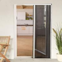 Buy cheap Environmentally Friendly Plisse Screen Door European Style With High Durability from wholesalers