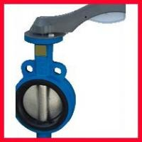 China Automatic Single Flange Butterfly Valve Good Regulation Performance on sale