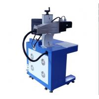 China Printing 3D Laser Marking Machine / 3d Laser Engraving Equipment For Metals on sale