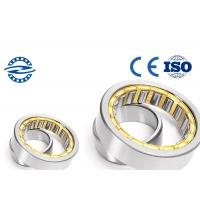 Single Row Cylindrical Roller Bearings N214 Chrome Steel GCR15 Material For Machinery Manufactures