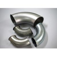 45 Degree Bend Coupling  , Galvanized Steel and Stainless Steel Manufactures