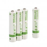 NiMH Rechargeable Battery 1.2V 900MAH AAA Low Self-discharge Manufactures