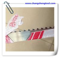 China Fresh meat band saw blades for meat cutting machinery on sale