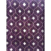 China 380 GSM Polyester Jacquard Chair Upholstery Fabric Custom 145cm Width on sale