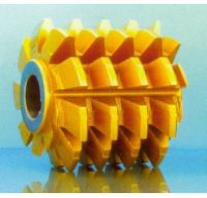 China KM Fully Ground HSS Gear Hob Cutter Gear Cutting Tools on sale