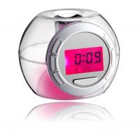 China Multifunction colorful alarm clock with calendar HW-809A on sale