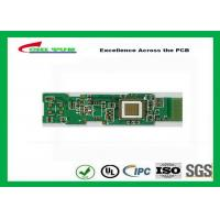 Printed Circuit Board Electronic Bluetooth PCB 4 Layer White Silkscreen Manufactures