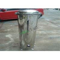 Food Grade Clear Water Filter Cartridge Housing For Water Purifiacation 10 Inch Manufactures
