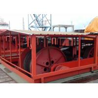 JM model slow speed construction material lifting electric winch 6 ton Manufactures
