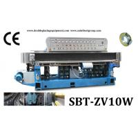 10 Spindles Glass straight-line edging machine,Glass straight-line edging machine,Glass Edging Machine Manufactures