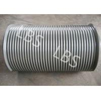 Steel Integral Type Lebus Grooved Drum Oilfield Drums Winch Drum Manufactures