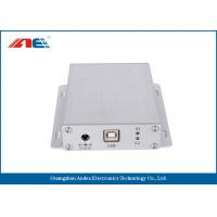 Quality USB Interface Mid Range RFID Reader 13.56MHz DC 12V Power Supply for sale