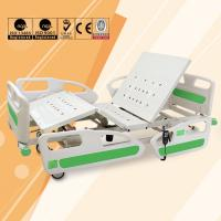 high quality five functions electric medical patient hospital bed Manufactures
