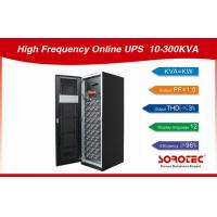 China 380VAC 30KVA High Frequency Online ups industrial , uniterruptible power supply Three Phase on sale