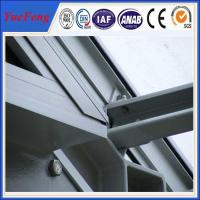 supply profil aluminum extrusion, aluminium construction supplier, OEM aluminum profiles Manufactures