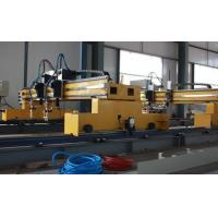 Double gantries CNC flame and plasma cutting machine with HYPERTHEM Power source Manufactures